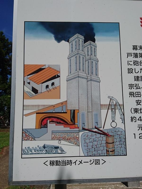 那珂湊反射炉 3