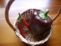 Pepper Sweet Chocolate & Chili Pepper 'Ratei'