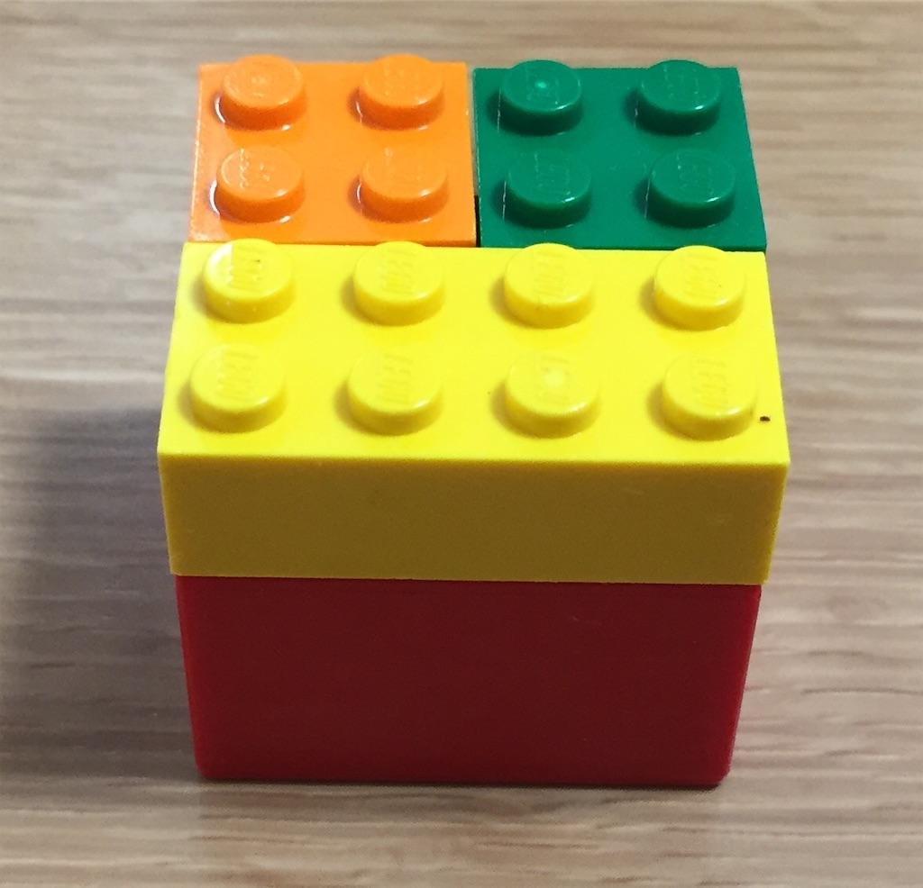 デュプロとレゴの互換性