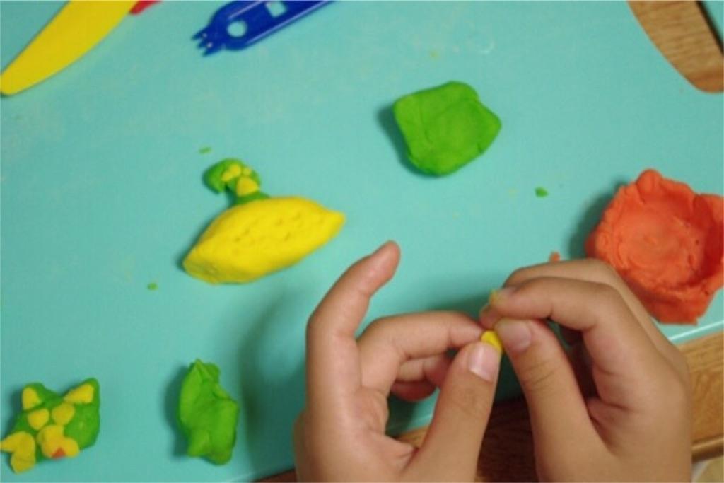 子ども向け粘土と特徴を紹介