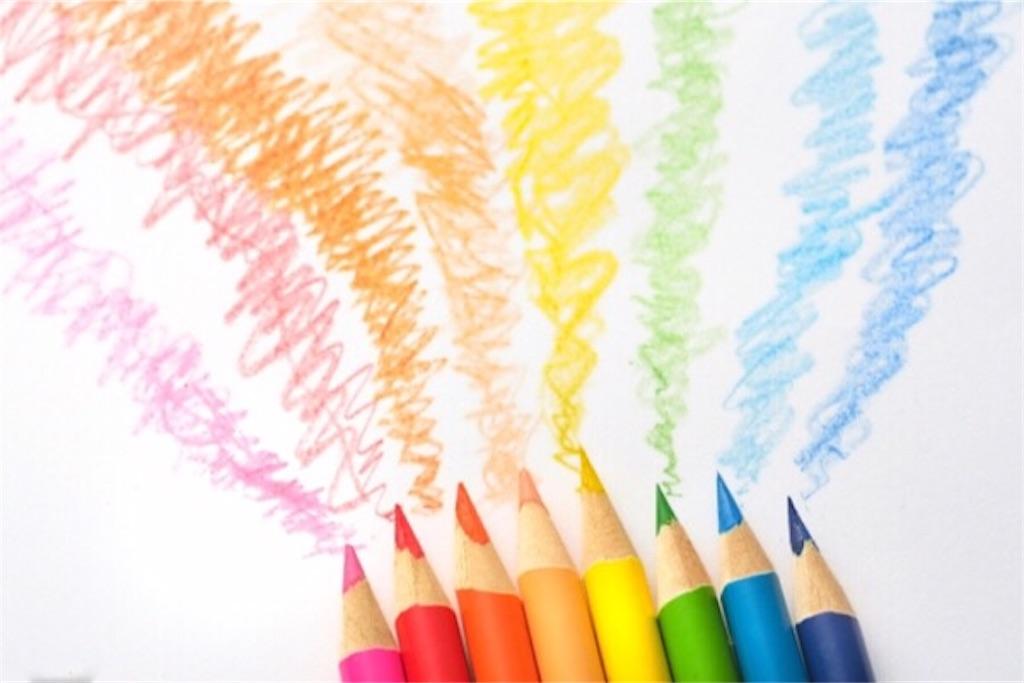 色彩感覚が養われる