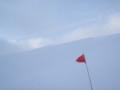 旗があるからスイスイ行ける
