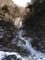 舞姫の滝遠景