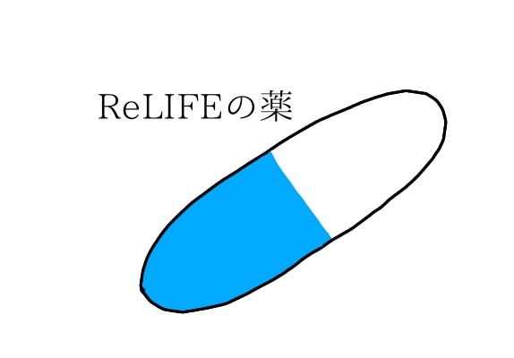 ReLIFE リライフ 薬 HSS型HSPチェック