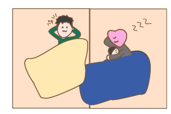 朝活 子育てイラスト 子育て漫画 育児漫画 不安障害 子ども