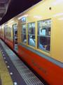 京成3300形赤電塗装@高砂駅