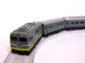 走れエクスプレスEF58型電気機関車+旧型客車+寝台車