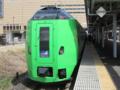 スーパー白鳥19号(HE-101編成)@新青森駅(2011/05/06)