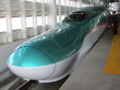はやぶさ506号(U4編成E514-4)@新青森駅(2011/05/06)