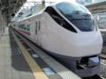E657系試運転@土浦駅