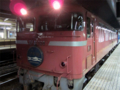 寝台特急日本海(EF81 108)@京都駅(2012/05/05)