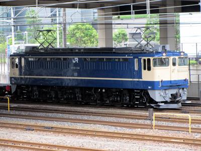 EF65 1104@さいたま新都心駅