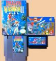 DRAGON WARRIORII(NES)・ドラゴンクエストII(FC)