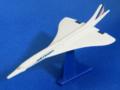 オランジーナ AIRFRANCE ミニチュア飛行機コレクション CONCORDE