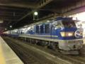 寝台特急北斗星(EF510-515)@仙台駅(2012/11/24)