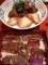 牛タン重(松)・角煮炭火焼き牛タン丼@たんや善治郎(牛たん通り)