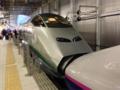 つばさ154号(E3系L72編成)@仙台駅