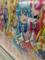 プリキュアオールスターズポスター@新宿駅