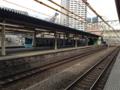 京浜東北線事故車両@川崎駅