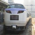 Y155記念列車(485系N201編成彩)@横須賀駅