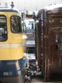 YYフェスタ号(EF64 1001+旧型客車+EF65 501 )@東京駅
