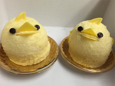 ぴよりん@ カフェ ジャンシアーヌ JR名古屋駅店