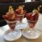 苺のパフェ@タカノフルーツパーラー