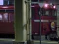 寝台特急北陸(EF81 140)@金沢駅(2010/01/10)
