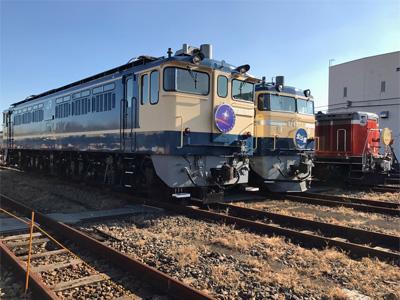 EF65 DD51ふれあい鉄道フェスティバル@尾久車両センター