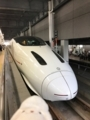 つばめ330号(800系U001編成)@博多駅(2017/03/28)
