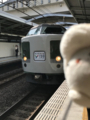 Y159記念列車(189系N102編成)@石川町駅(2018/05/26)