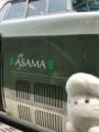 Y159記念列車(189系N102編成)@根府川駅(2018/05/26)