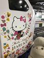 ハローキティはるか(281系)@新大阪駅(2019/04/29)