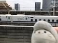 N700S(J0編成)試運転@東京駅