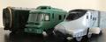 カプセルプラレール 颯爽とかける緑の電車スペシャル