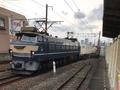 EF66-27@尻手駅