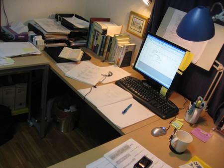 自宅事務所