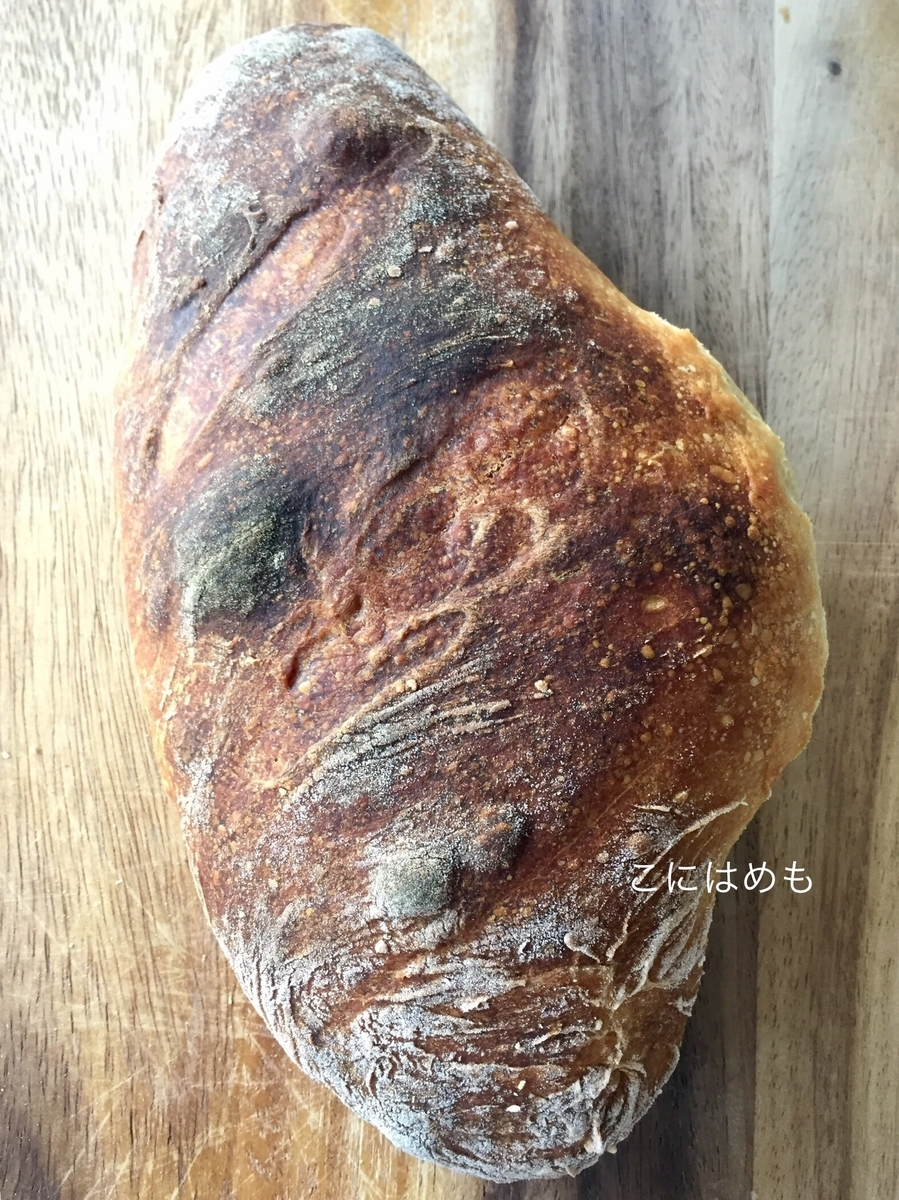 フランスパンもどき。