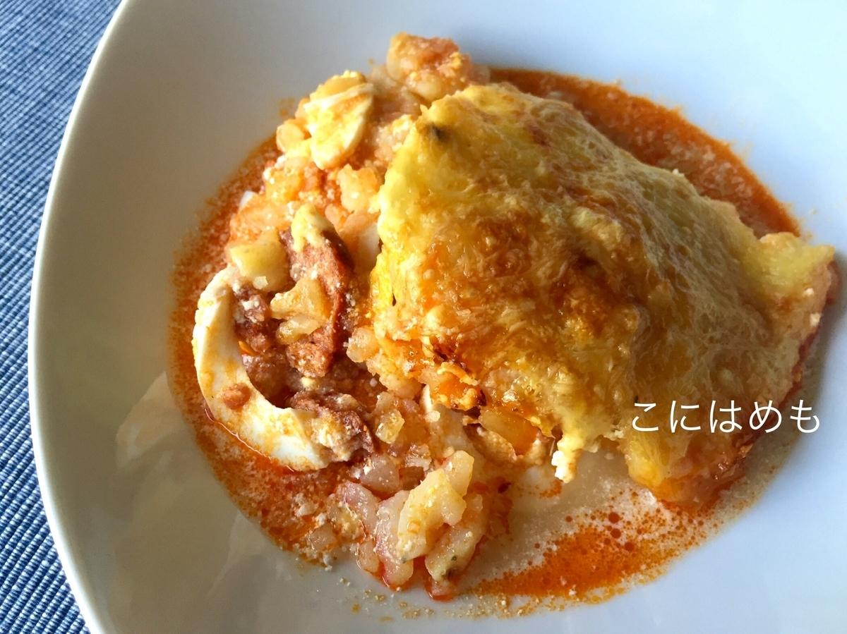 【ハンガリー料理】じゃがいもとたまごの重ねオーブン焼き。ラコットクルンプリRakott krumpli