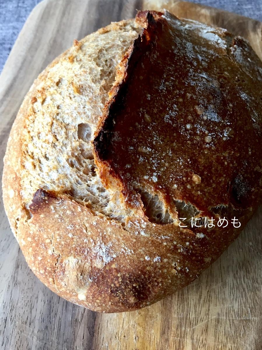 【天然酵母】じゃがいも天然酵母パン。Krumplis kenyér:クルンプリシュ ケニェール。