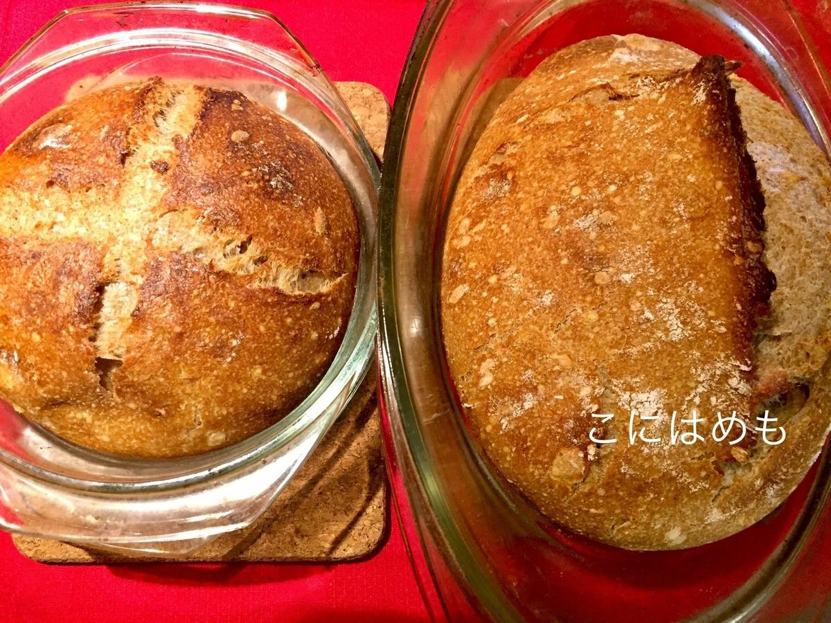 【天然酵母】じゃがいもの天然酵母パン。Krumplis kenyér:クルンプリシュ ケニェール。