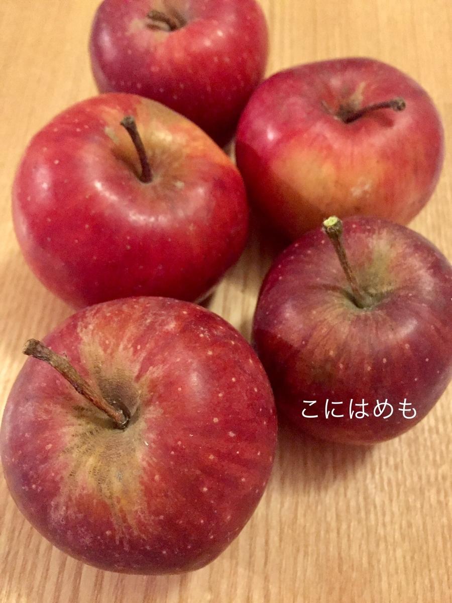 りんごでお肉が柔らかくなる?
