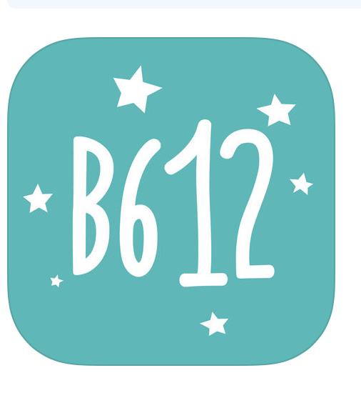 b612 盛れる カメラアプリ