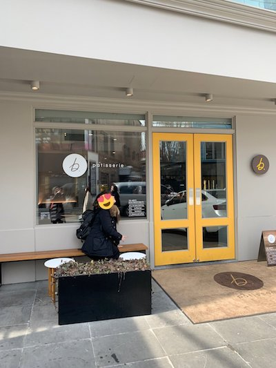 韓国 オシャレ カフェ パン屋