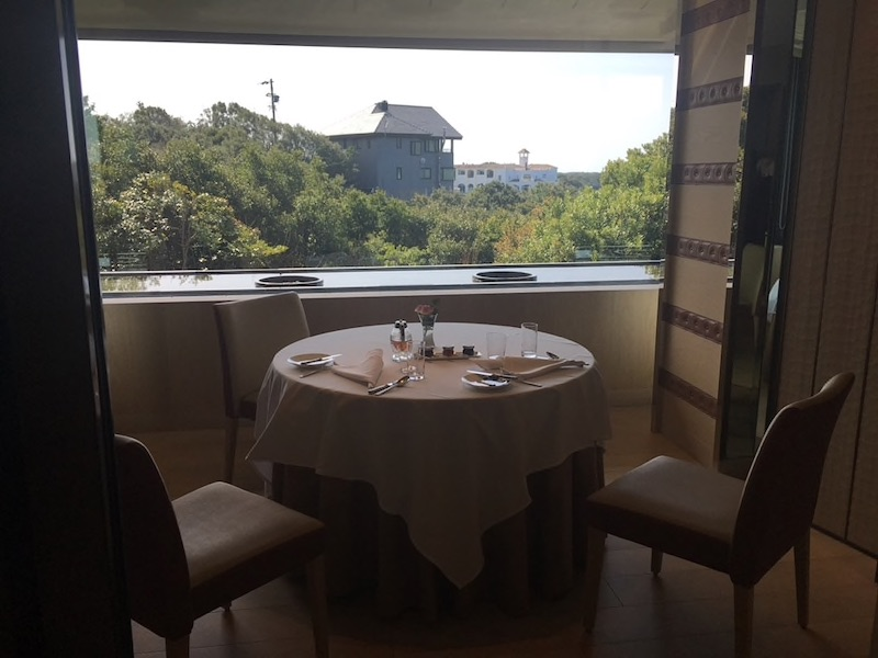 【宿泊記】 《ザ・ひらまつ ホテルズ&リゾーツ 賢島》 朝食 個室ダイニングルーム