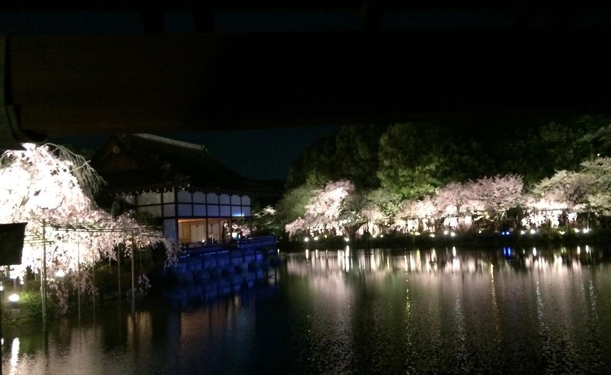 平安神宮 夜