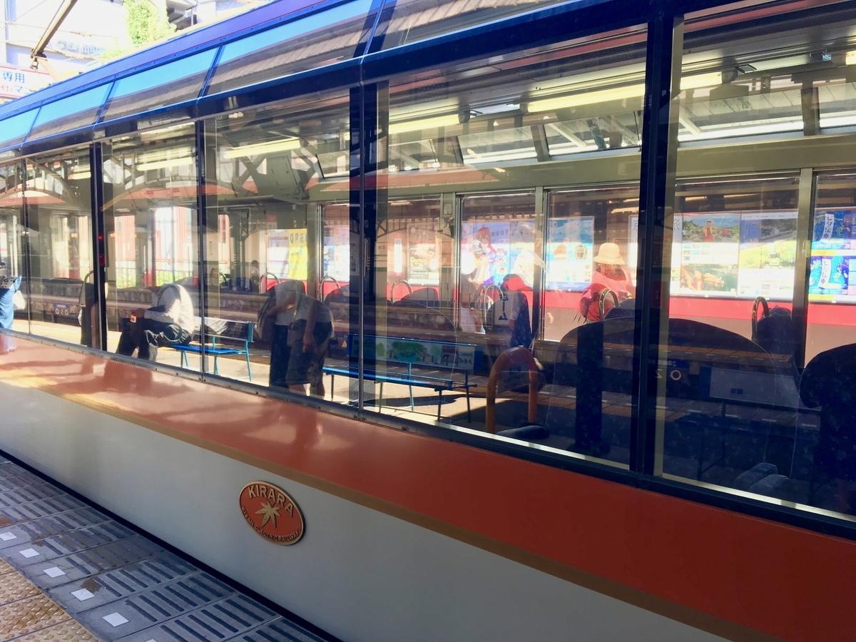 貴船川床へのアクセス 叡山電車