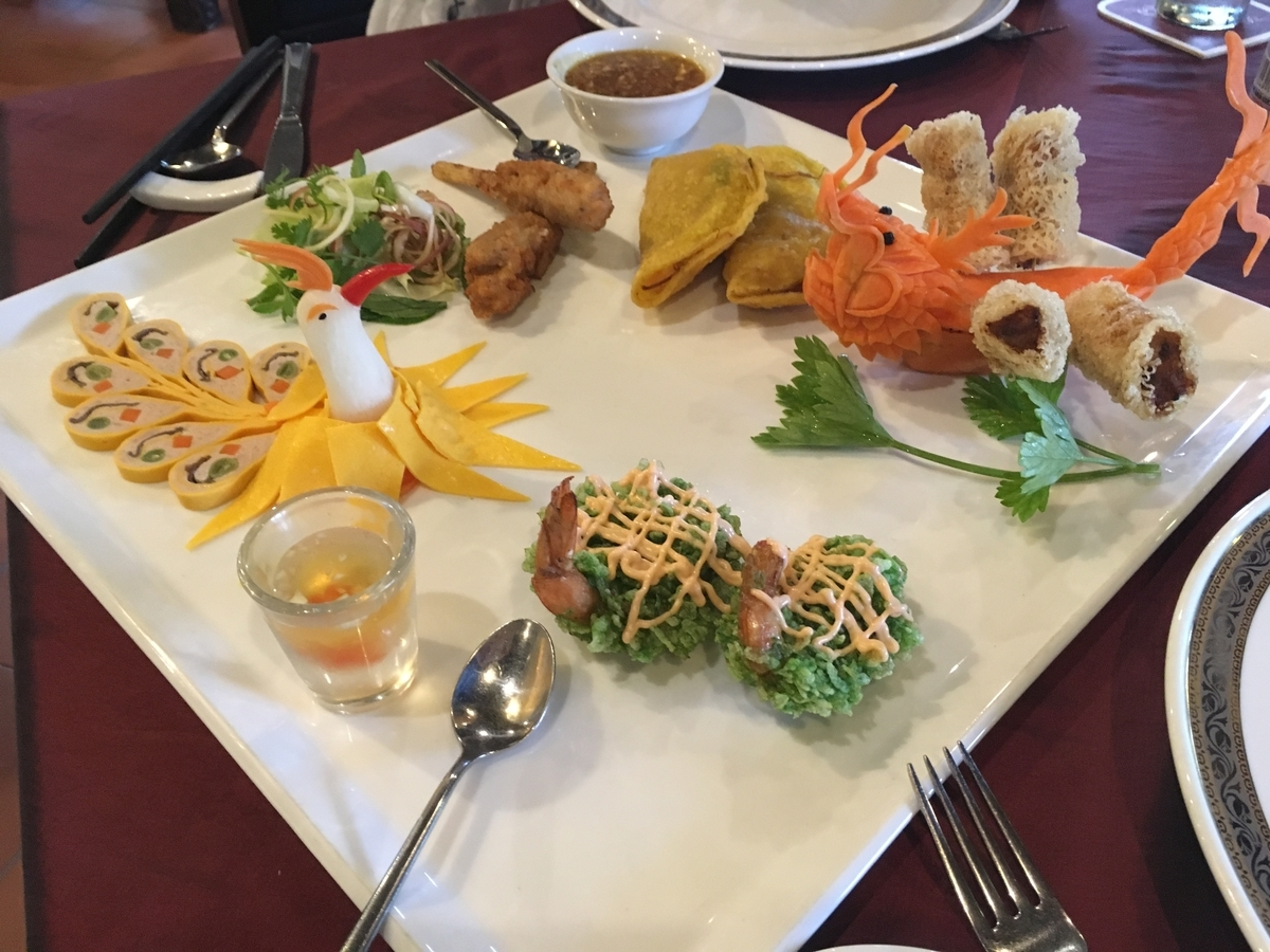ベトナム フエ 宮廷料理 Ancient Hue