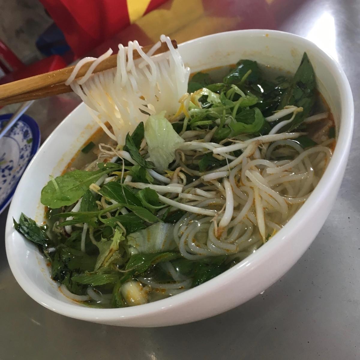 ベトナム ブンボーフエ Dac san so1