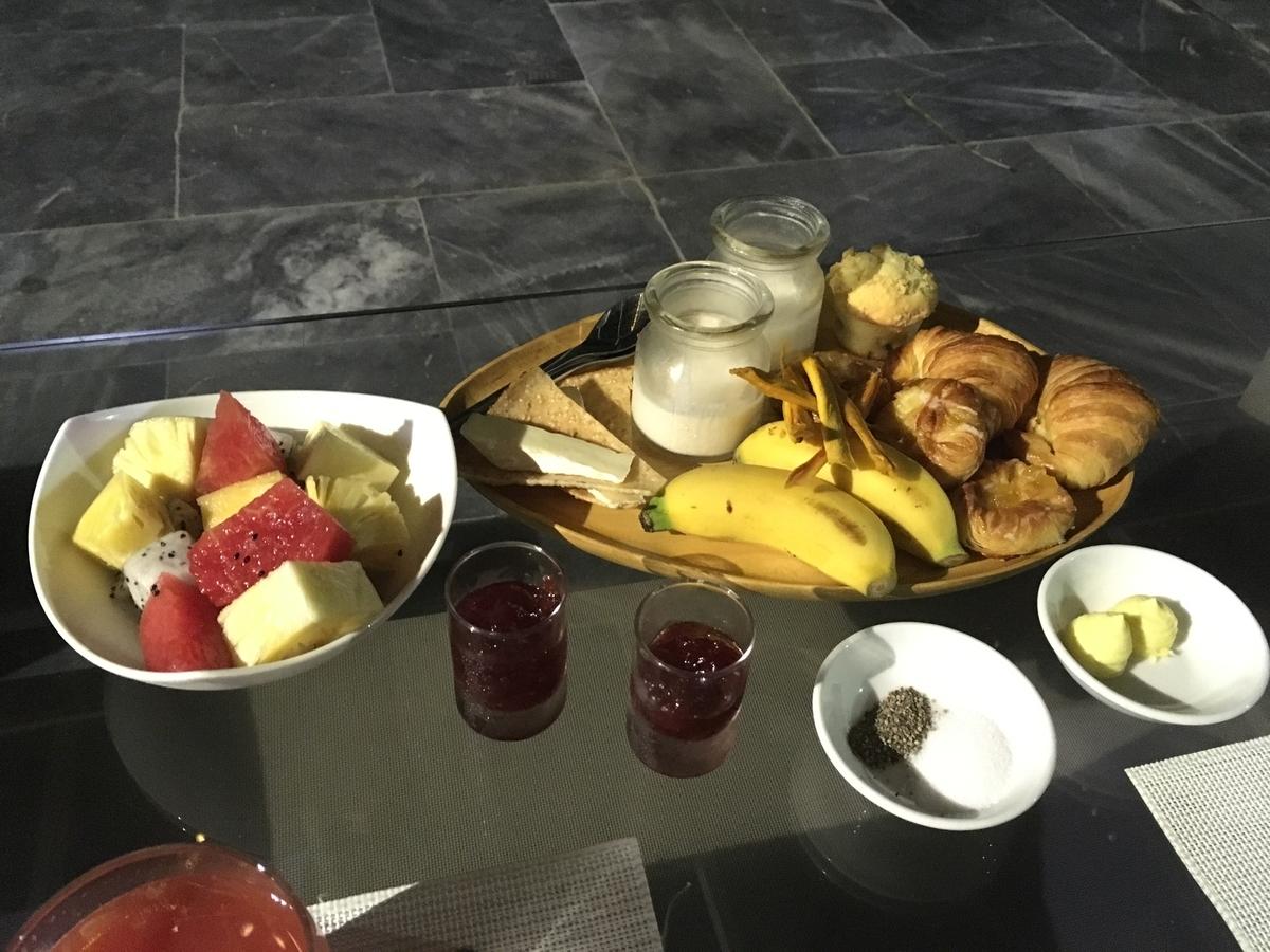 フュージョンマイアダナン いつでも、どこででも食べられる朝食